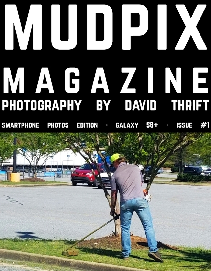 MUDPIX MAGAZINE – Mobile Edition – Issue #1