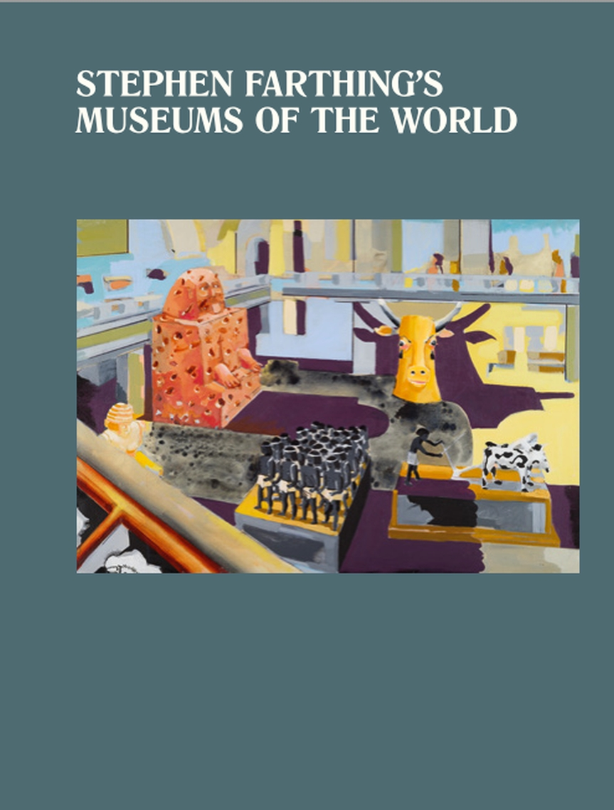 Candida Stevens Gallery – Stephen Farthing – Museums of the World