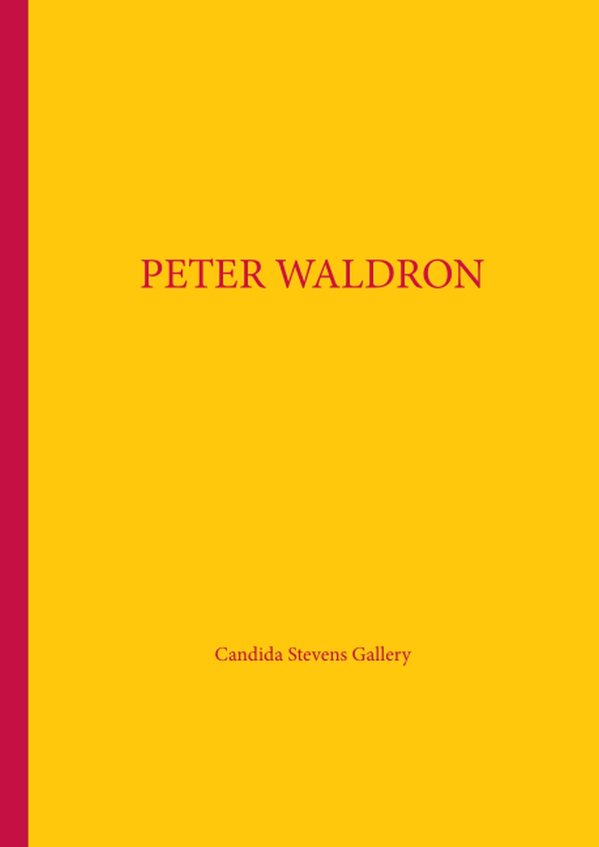 Candida Stevens Gallery – Peter Waldron