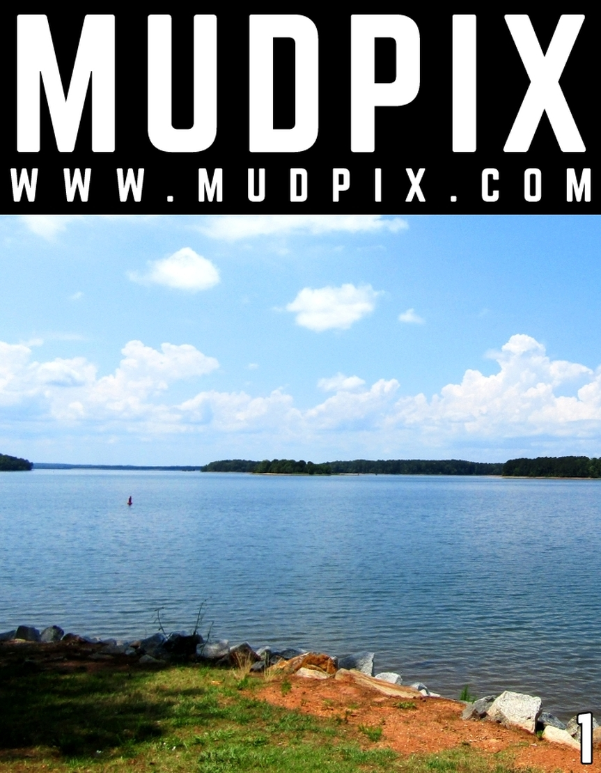 MUDPIX MAGAZINE Issue #1
