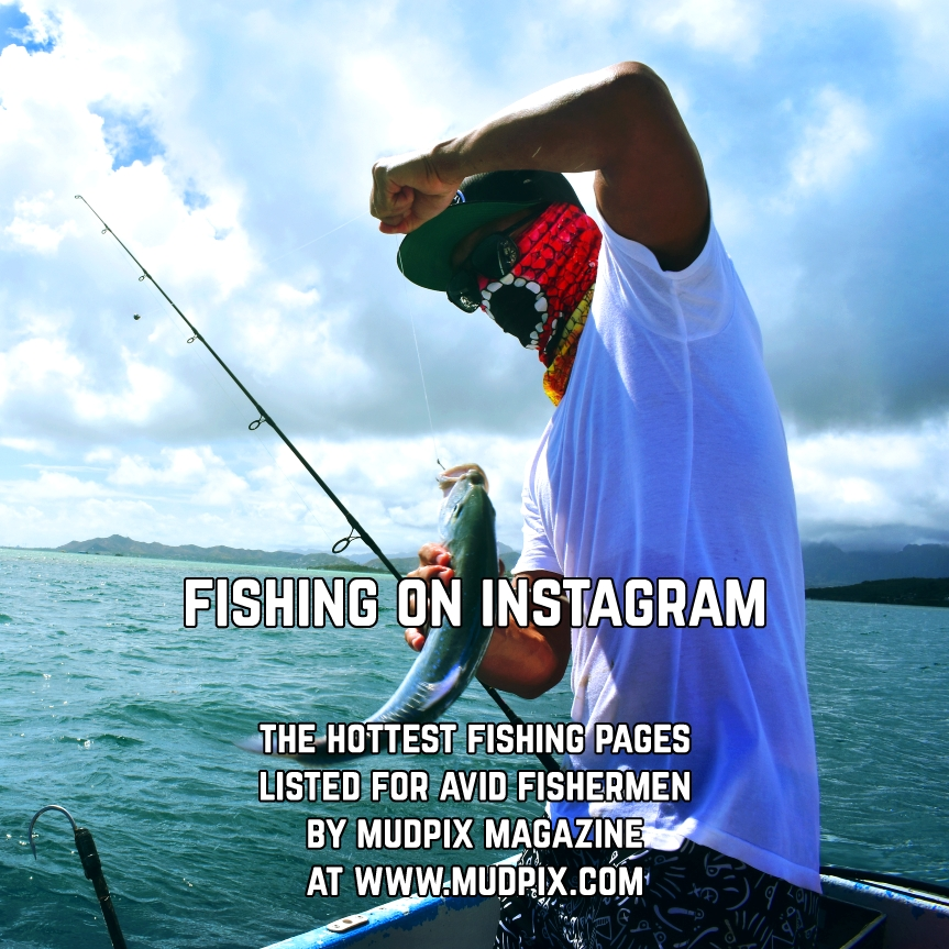 Fishing On Instagram