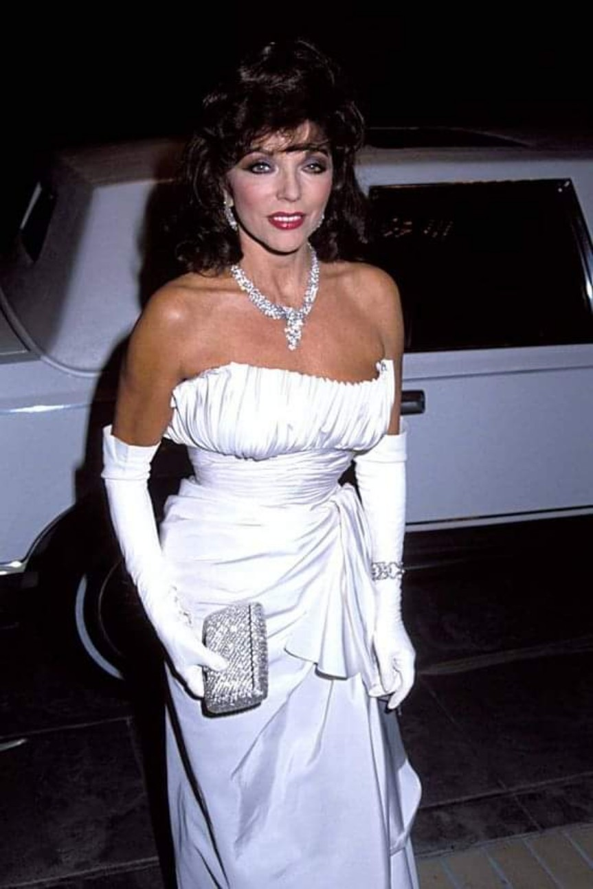 Joan Collins Actress